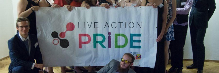 Live Action Pride